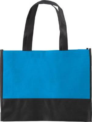 Einkaufstasche Tower Bridge-blau(hellblau)