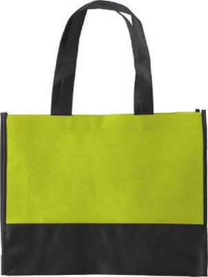 Einkaufstasche Tower Bridge-grün(hellgrün)