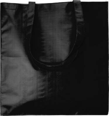 Einkaufstasche Twice-schwarz