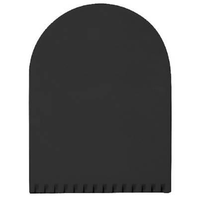 Eiskratzer Bogen - schwarz