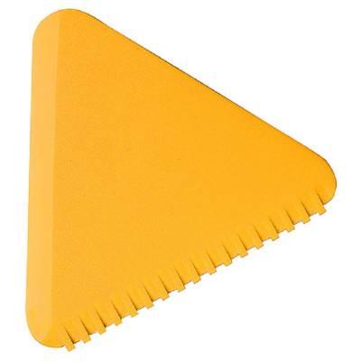 Eiskratzer Delta - gelb