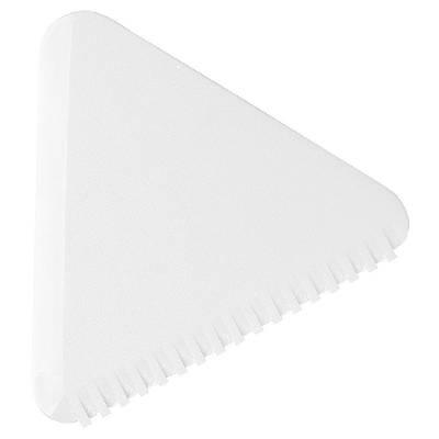 Eiskratzer Delta - weiß