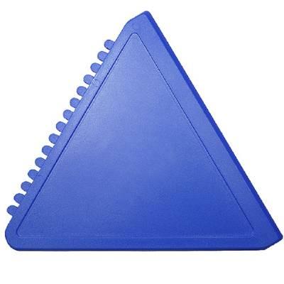 Eiskratzer Dreieck - blau