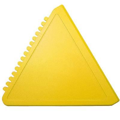 Eiskratzer Dreieck - gelb