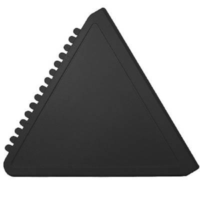 Eiskratzer Dreieck - schwarz