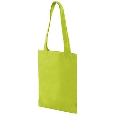 Eros Non Woven kleine Tragetasche-grün(apfelgrün)