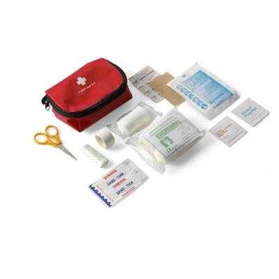 Erste-Hilfe-Set Wuppertal-rot