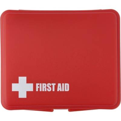 Erste-Hilfe-Set Bonn-rot-