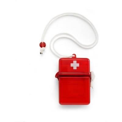 Erste-Hilfe-Set Siegen-rot-