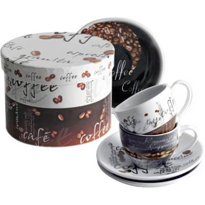 Espresso-Tassenset Urnes