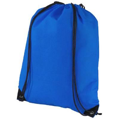 Evergreen Premium Non Woven Sportbeutel-blau(royalblau)