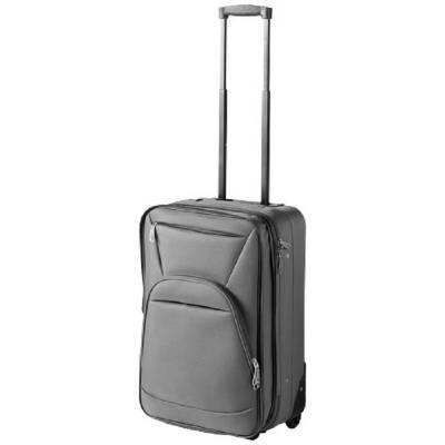 Expandable Handgepäck Koffer-grau