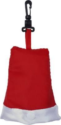 Faltbare Einkaufstasche Winter-rot