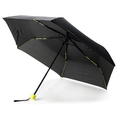 Faltbarer 21 Zoll Fiberglas Regenschirm