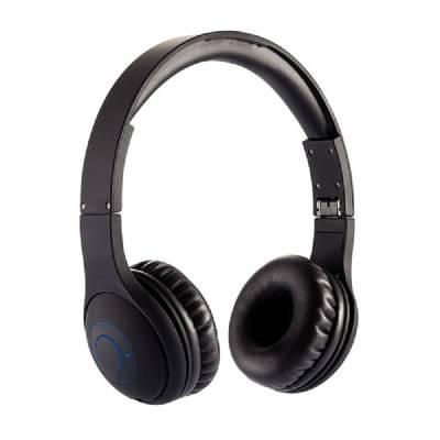Faltbarer Bluetooth Kopfhörer - schwarz
