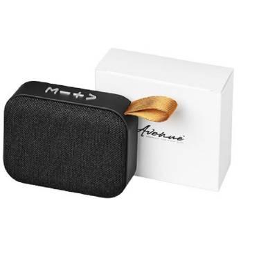Fashion Stoff Bluetooth-Lautsprecher-schwarz