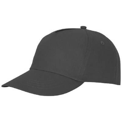 Feniks Kappe mit 5 Segmenten-grau-one size
