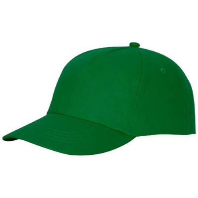 Feniks Kappe mit 5 Segmenten-grün(waldgrün)-one size