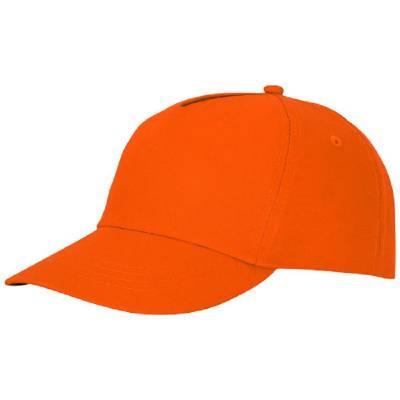 Feniks Kappe mit 5 Segmenten-orange-one size