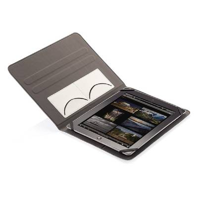 Flaches 9-10 Zoll Universal Tablet Etui - weiß