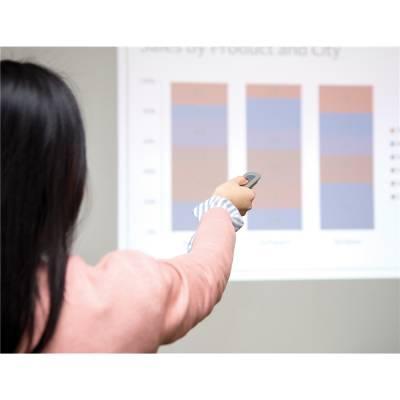 Flat Laserpointer und Presenter - mehrfarbig