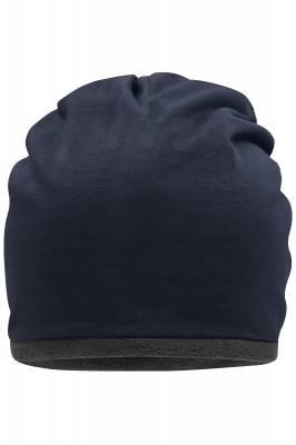 Fleece Beanie Cade-blau(navyblau)-one size-unisex