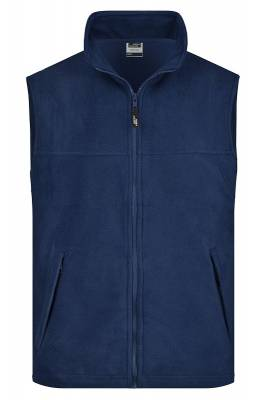 Fleece Weste JN045-blau(navyblau)-XL
