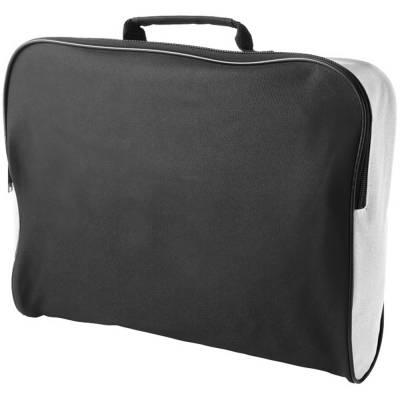 Florida Konferenztasche-schwarz-weiß