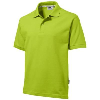 Forehand Polo - apfelgrün - XL