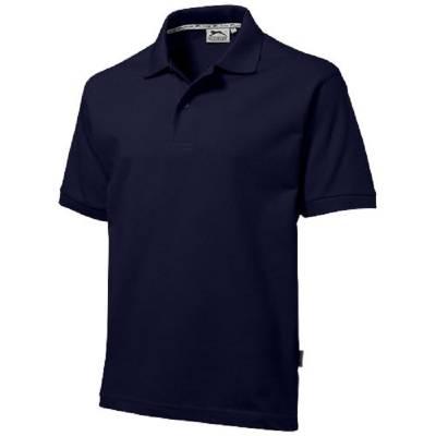 Forehand Kurzarm Poloshirt-blau(navyblau)-M
