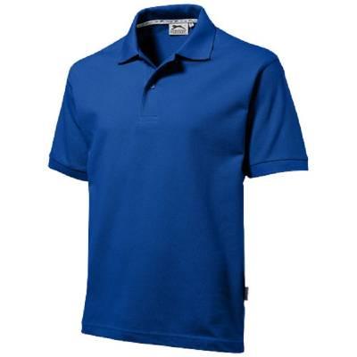 Forehand Kurzarm Poloshirt-blau(royalblau)-XXXL