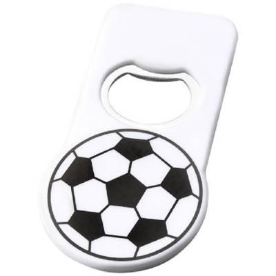 Fußball Flaschenöffner mit Magnet