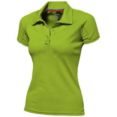 Slazenger Game Damen Poloshirt - apfelgrün - M
