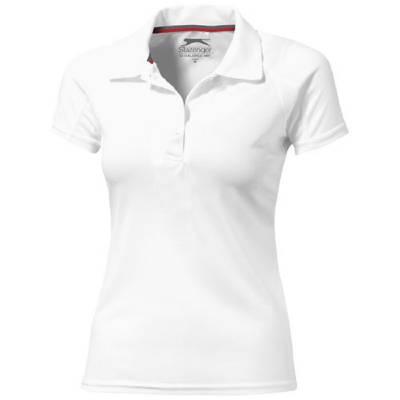 Slazenger Game Damen Poloshirt - weiß - M
