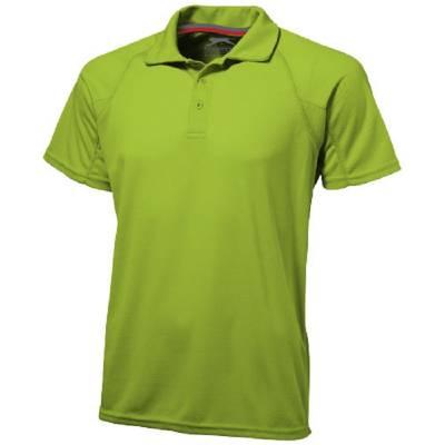 Slazenger Game Herren Poloshirt - apfelgrün - L