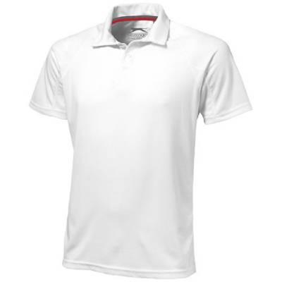 Slazenger Game Herren Poloshirt - weiß - XXL