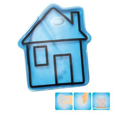Gel-Wärmekissen Haus