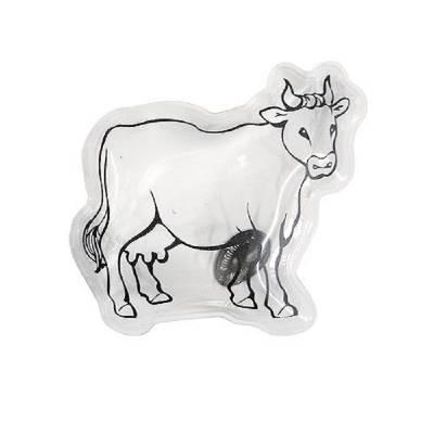 Gel-Wärmekissen Kuh