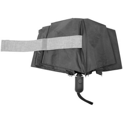 Gisele 21Zoll Automatik Kompaktschirm-schwarz