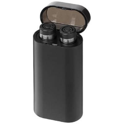 Glow TrueWireless Bluetooth® Ohrhörer mit leuchtender Powerb