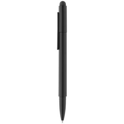 Gorey Stylus Kugelschreiber-schwarz-schwarze Mine