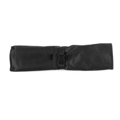 Grillschürze mit Grillset 6-tlg.-schwarz