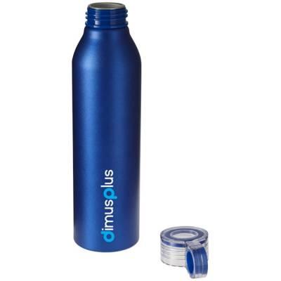 Grom Aluminium Sportflasche-blau(royalblau)