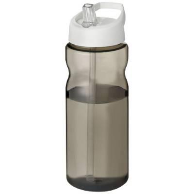 H2O Eco 650 ml Sportflasche mit Ausgussdeckel