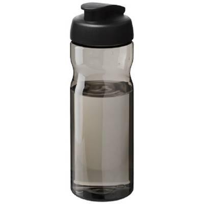 H2O Eco 650 ml Sportflasche mit Klappdeckel