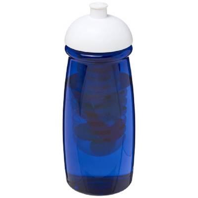 H2O Pulse® 600 ml Sportflasche mit Stülpdeckel und Infusor