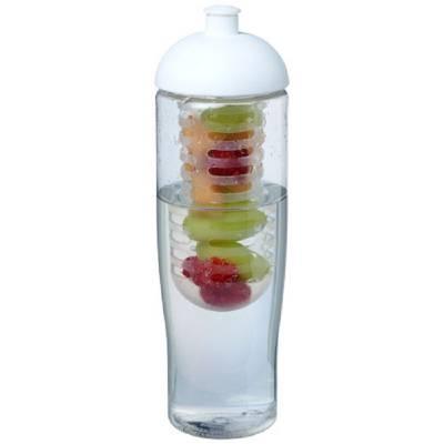 H2O Tempo® 700 ml Sportflasche mit Stülpdeckel und Infusor