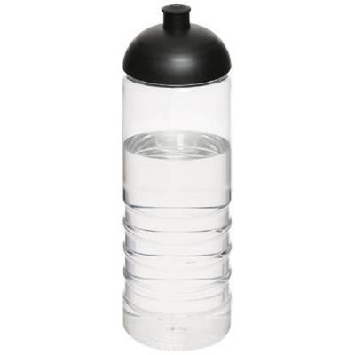 H2O Treble 750 ml Sportflasche mit Kuppeldeckel