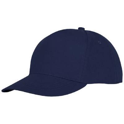 Hades Cap mit 5 Segmenten-blau(navyblau)-one size