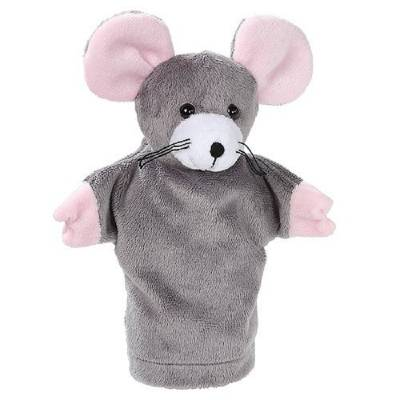Handpuppe Animal Theater Maus